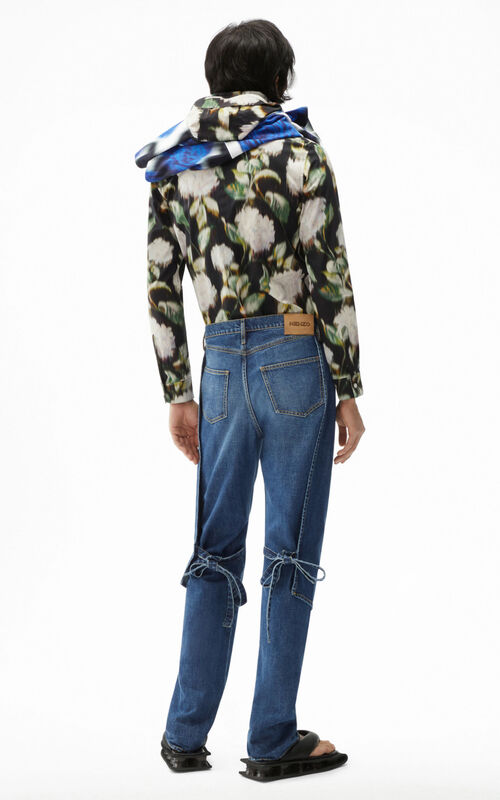GLACIER Apron jeans for men KENZO