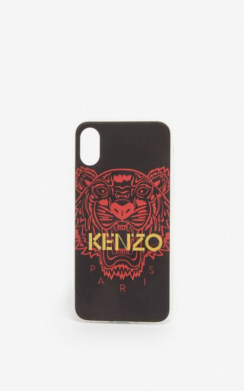 BLACK iPhone X/XS Case for men KENZO