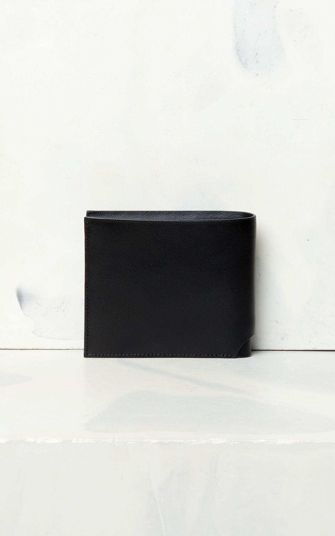 BLACK 'Jumping Tiger' Wallet for men KENZO