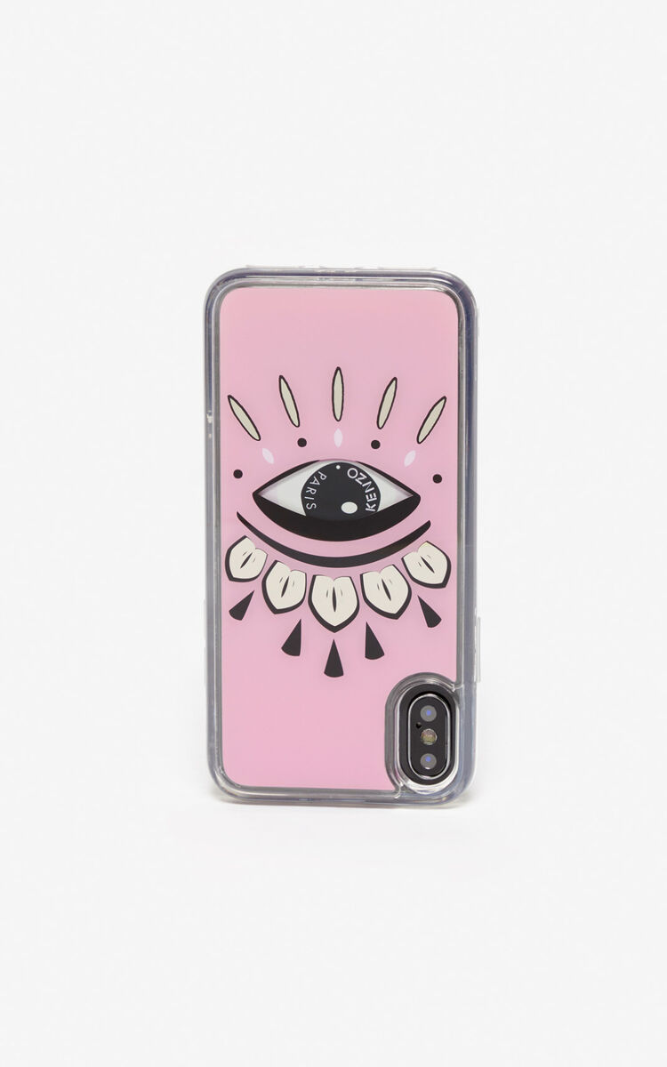 ROSE iPhone X/XS Case for women KENZO