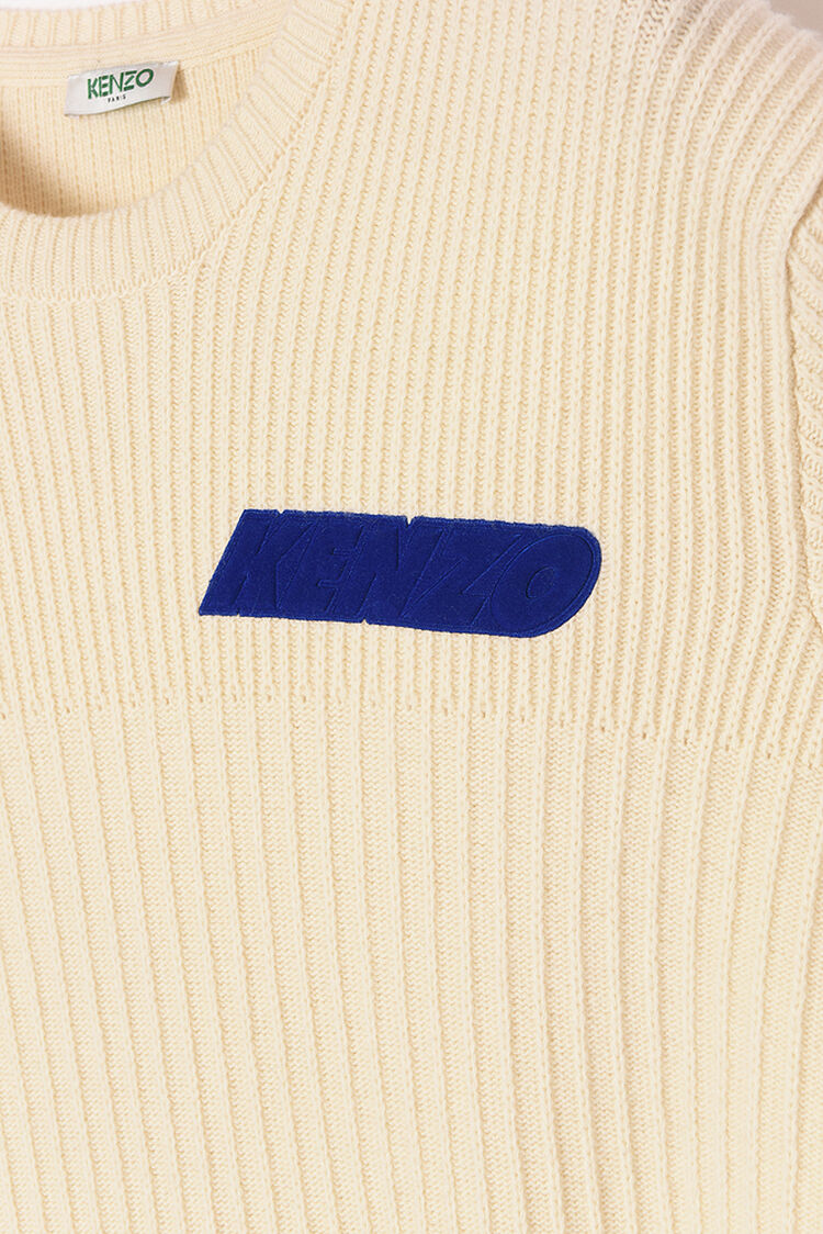 OFF WHITE KENZO Crest Wool Sweater for women