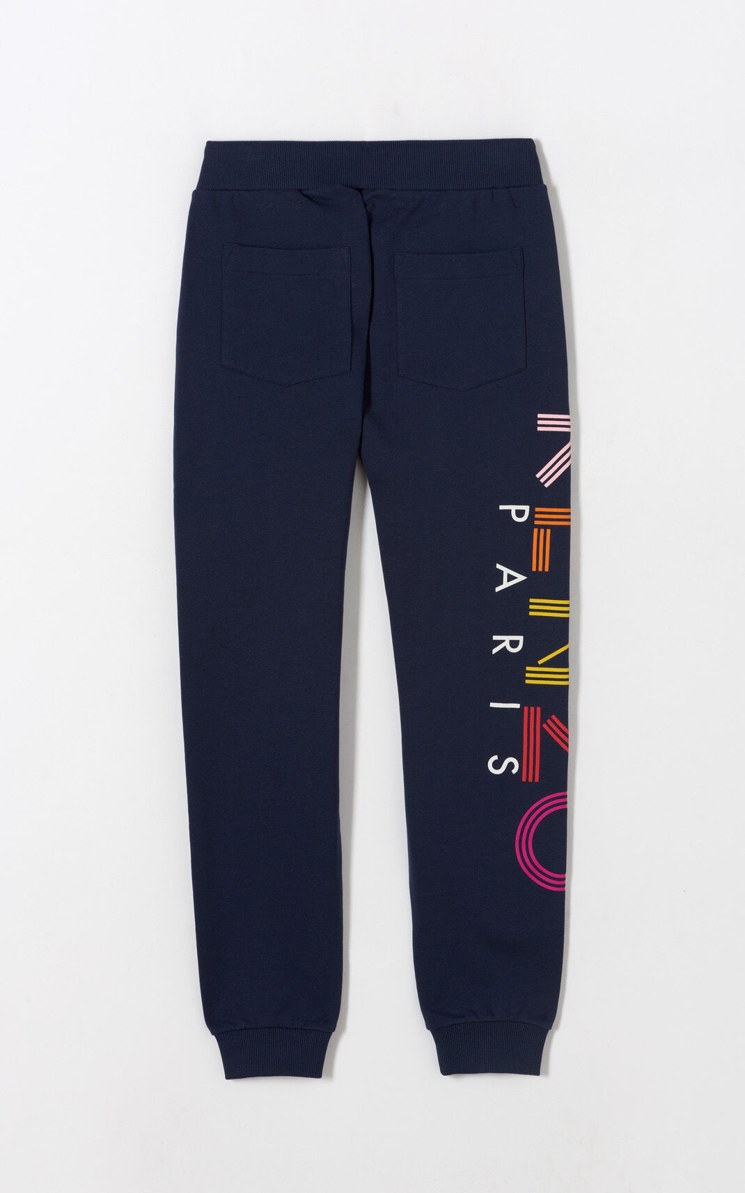 INK Multicolor KENZO Logo joggers for women