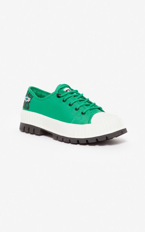 GRASS GREEN LOW PALLADIUM 'PALLASHOCK' by KENZO for women