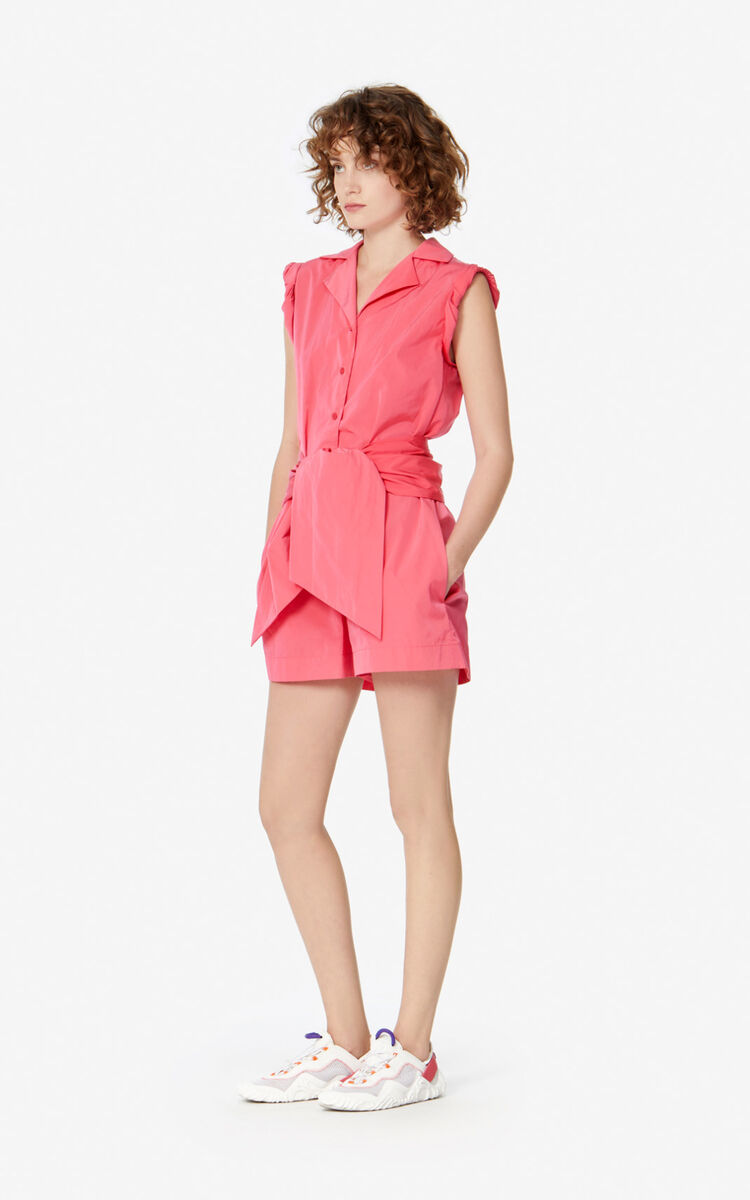 CORAL Belted romper for women KENZO