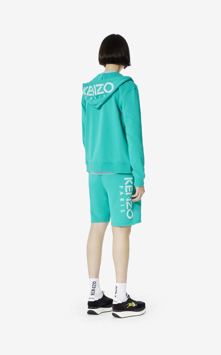 MINT KENZO Logo hoodie for men