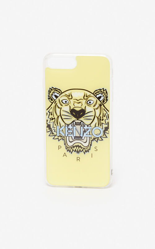 VANILLA iPhone 8+ Tiger case for unisex KENZO