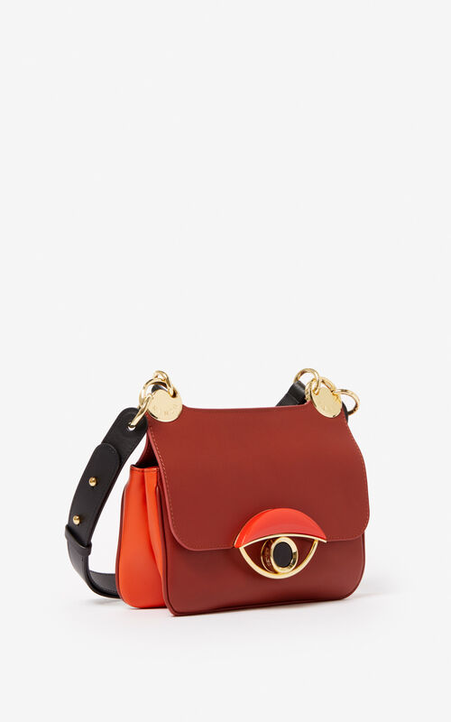 DARK CAMEL TALI crossbody bag for unisex KENZO