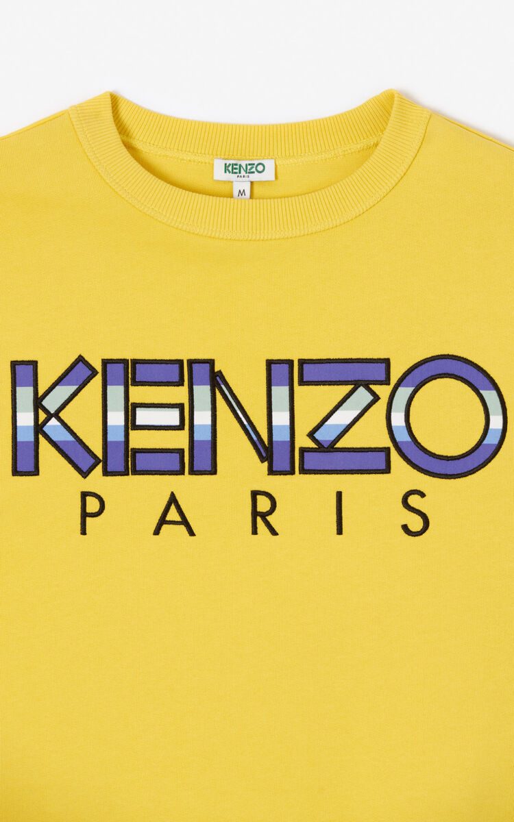 LEMON KENZO Paris sweatshirt for men