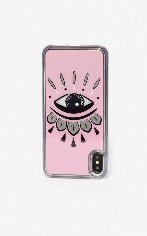 BEGONIA iPhone XS Max Case for women KENZO