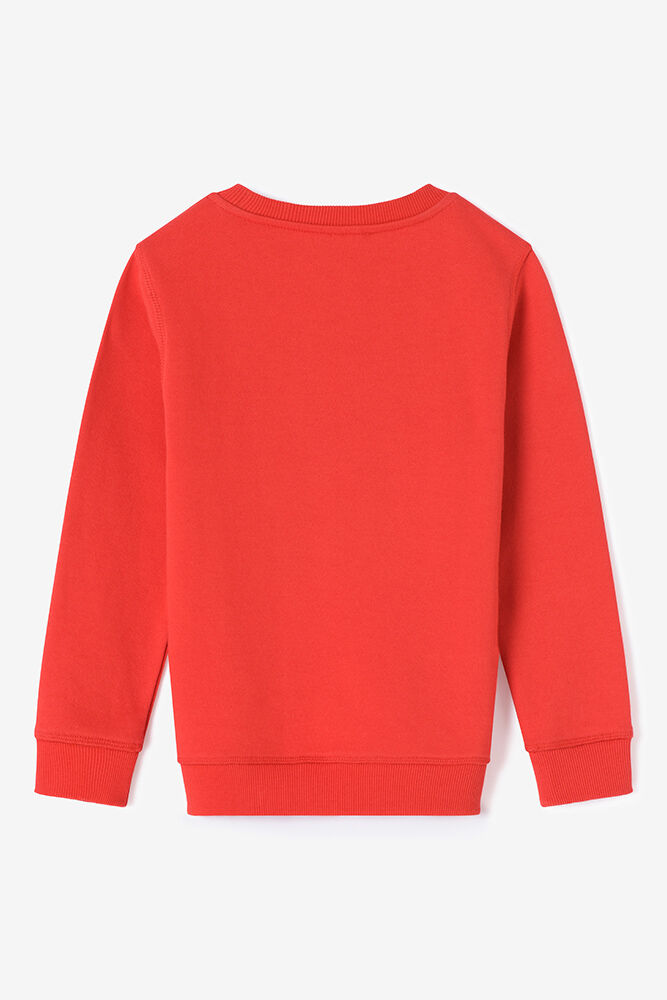 kenzo orange sweater