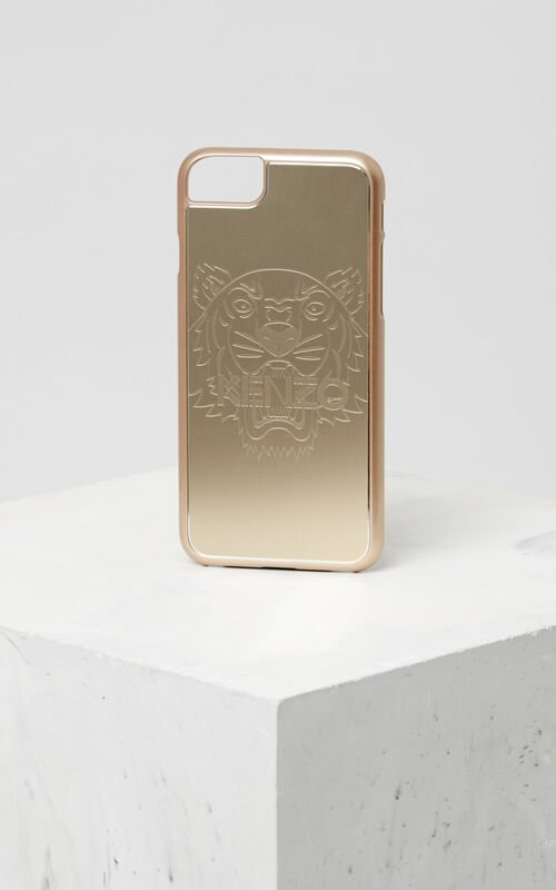 GOLD iPhone 7/8 Tiger Case for men KENZO