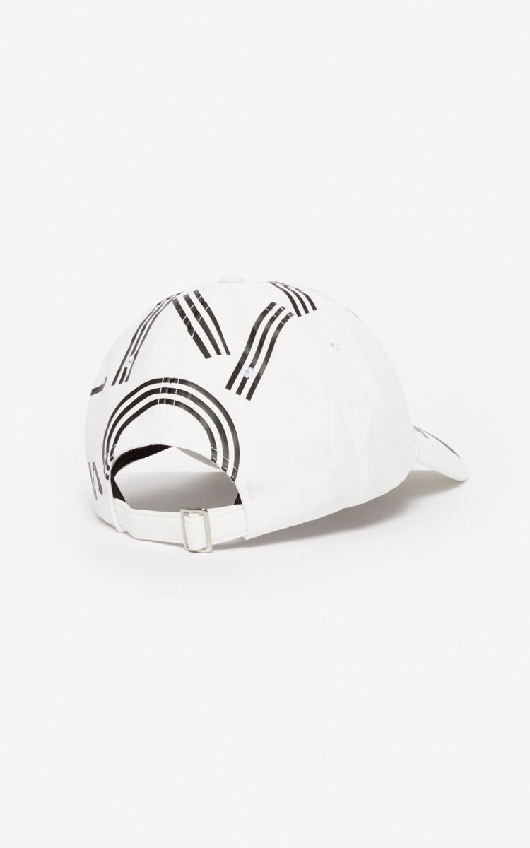 OFF WHITE KENZO Logo Cap for unisex