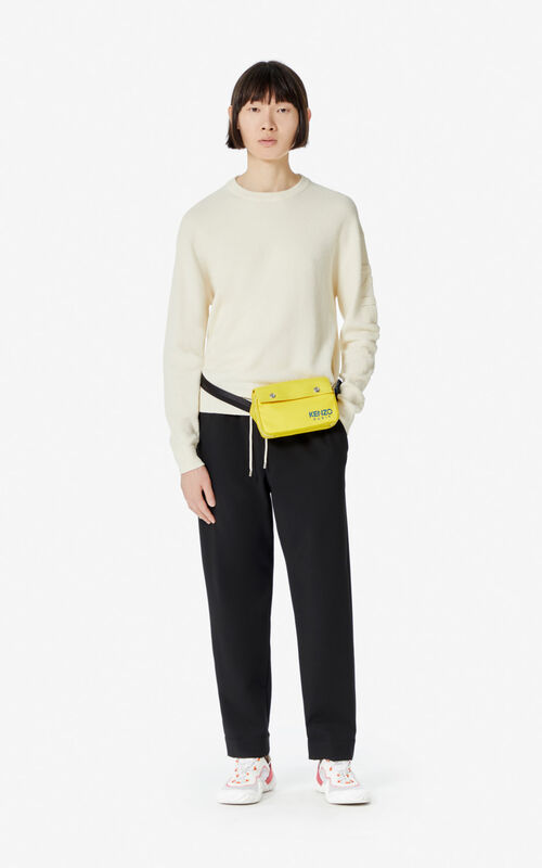 OFF WHITE Jumper with KENZO logo for men