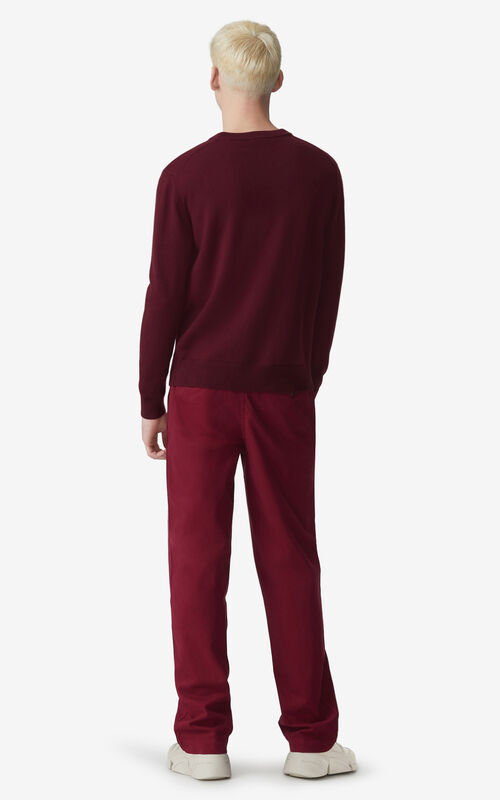 CARMINE Tiger Crest jumper for men KENZO