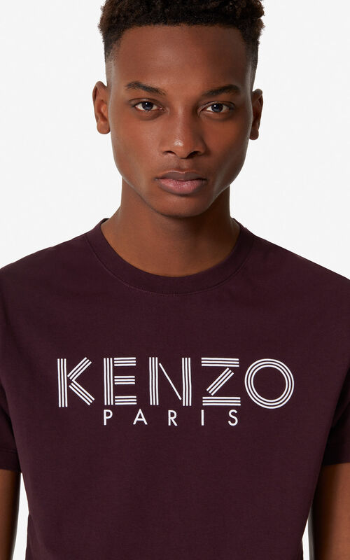 BORDEAUX KENZO Paris t-shirt for men