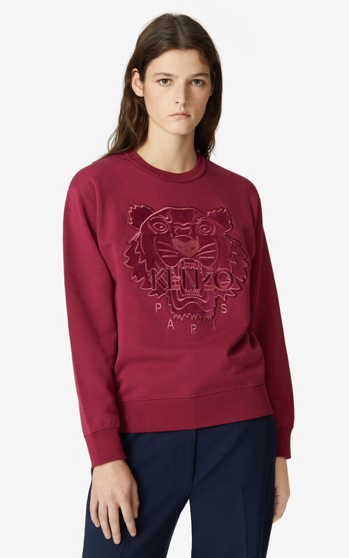 CARMINE Tiger sweatshirt for women KENZO