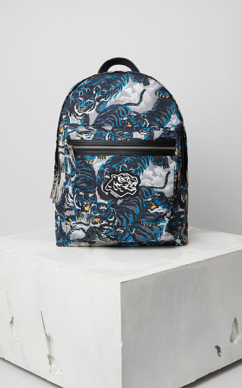 MARIGOLD Flying tiger Backpack for men KENZO