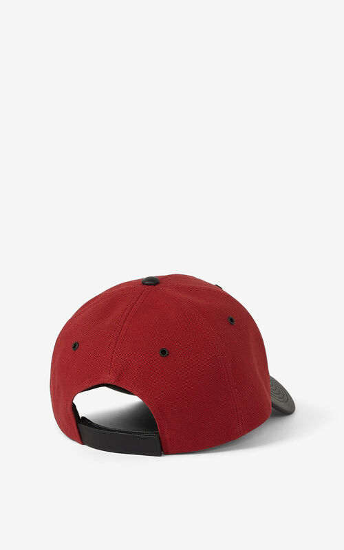 CHERRY Kanvas baseball cap for unisex KENZO