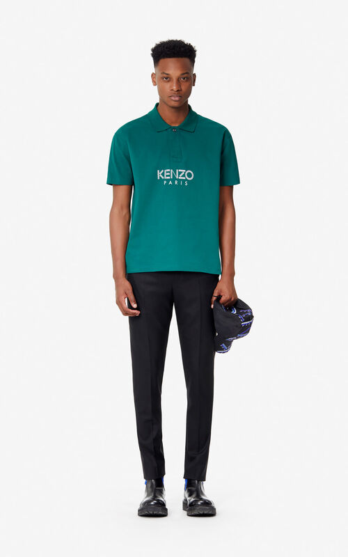 PINE KENZO Paris polo shirt for men