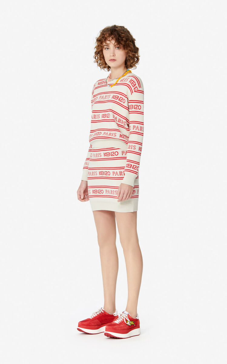 OFF WHITE KENZO Paris jumper for women