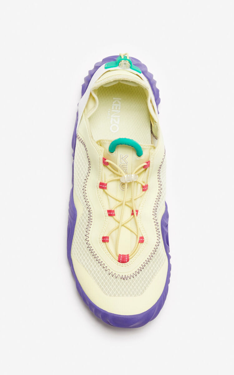 IVORY Wave sneakers for women KENZO