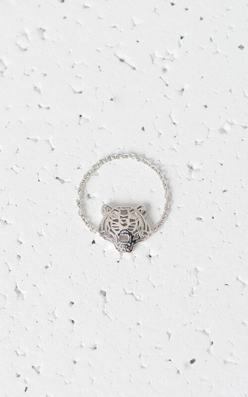 LICENCE 3 Mini Tiger Ring for women KENZO