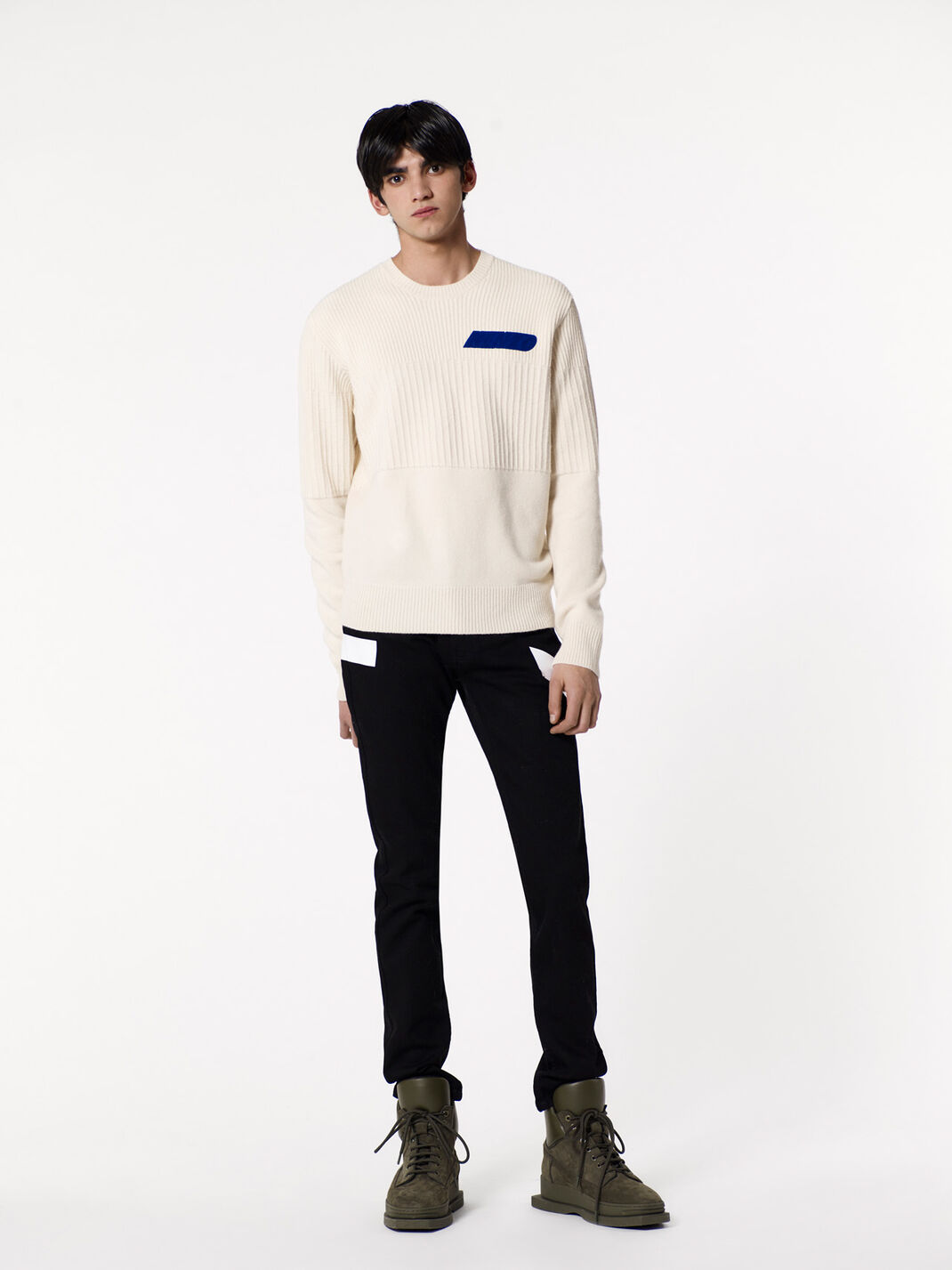 OFF WHITE KENZO Crest Wool Sweater for men