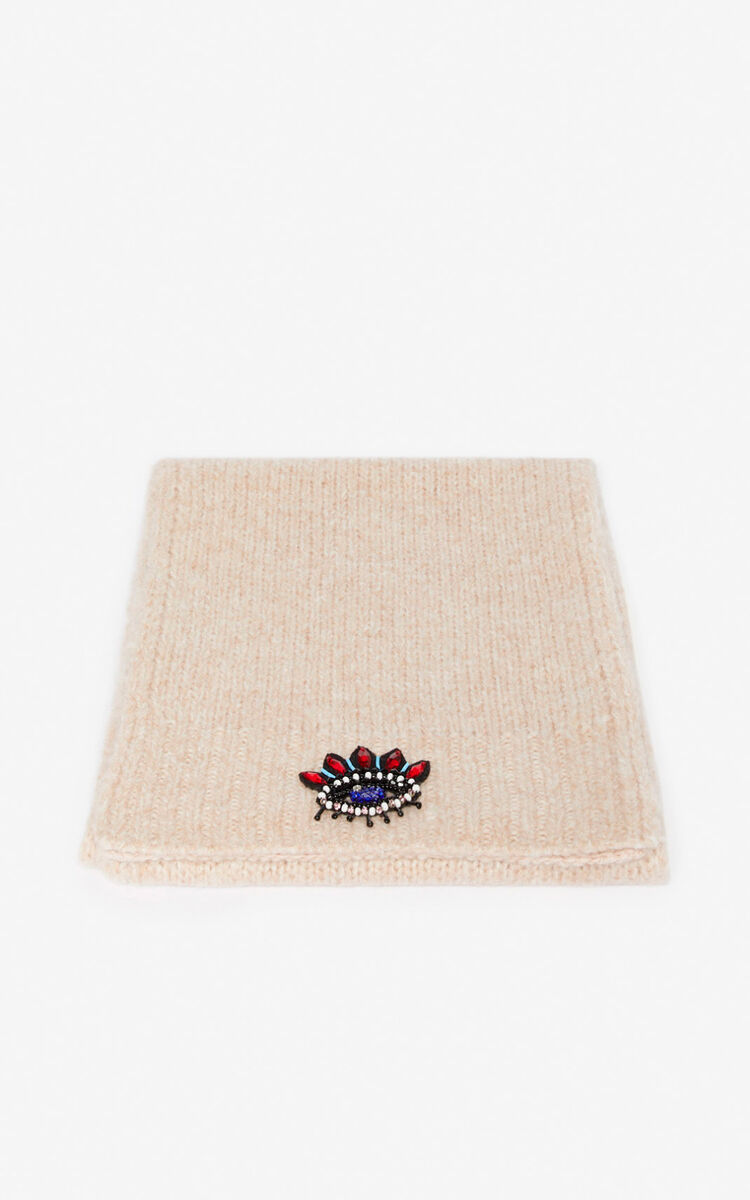 FLAMINGO PINK Eye scarf  for unisex KENZO