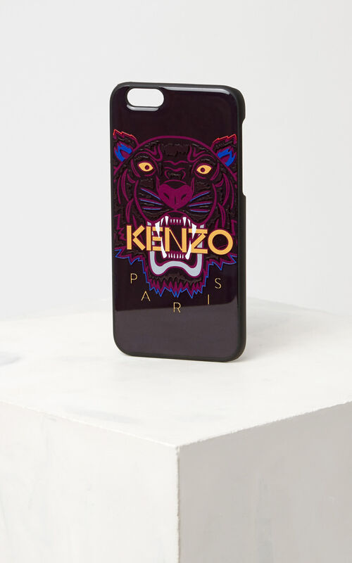 Tiger iPhone 6/6S case, PRUNE, KENZO