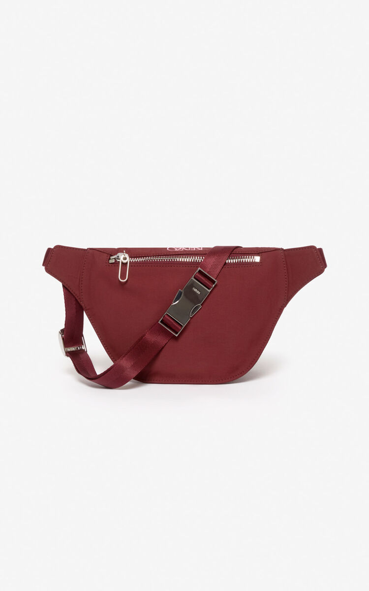 BORDEAUX 'Valentine's Day Capsule' 'Lucky Star' bumbag for women KENZO
