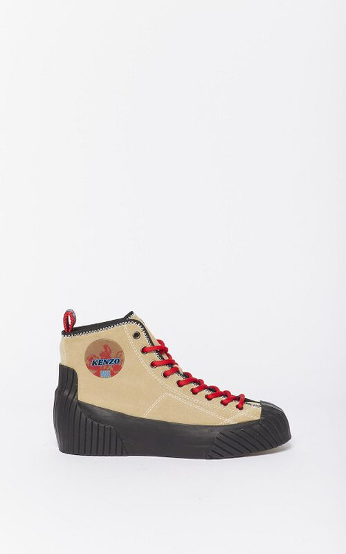 High-top Volkano sneakers for unisex KENZO