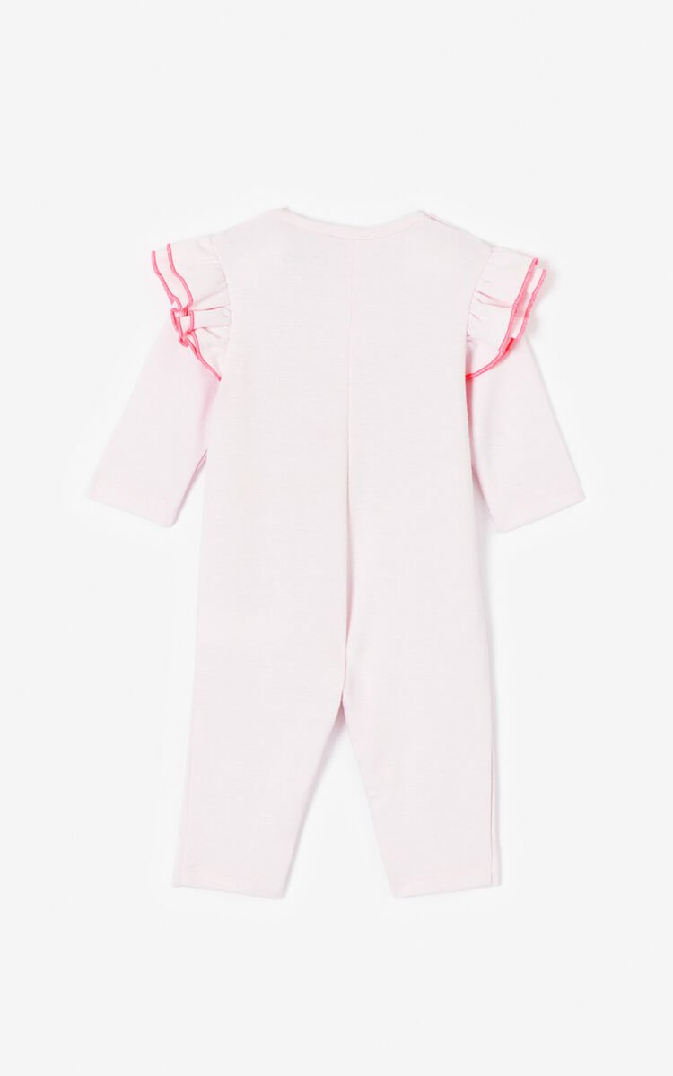 FADED PINK 'Cali Party' jumpsuit  for women KENZO