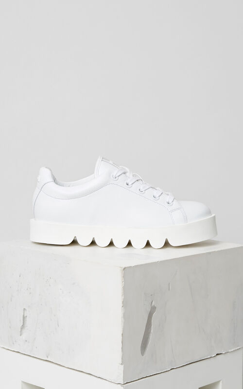 WHITE K-Wave Sneakers KENZO