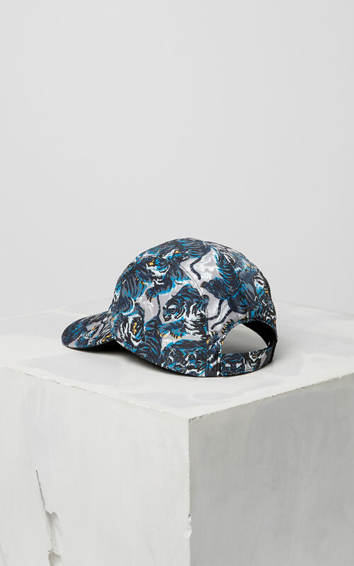 MARIGOLD 'Flying Tiger' Caps for unisex KENZO