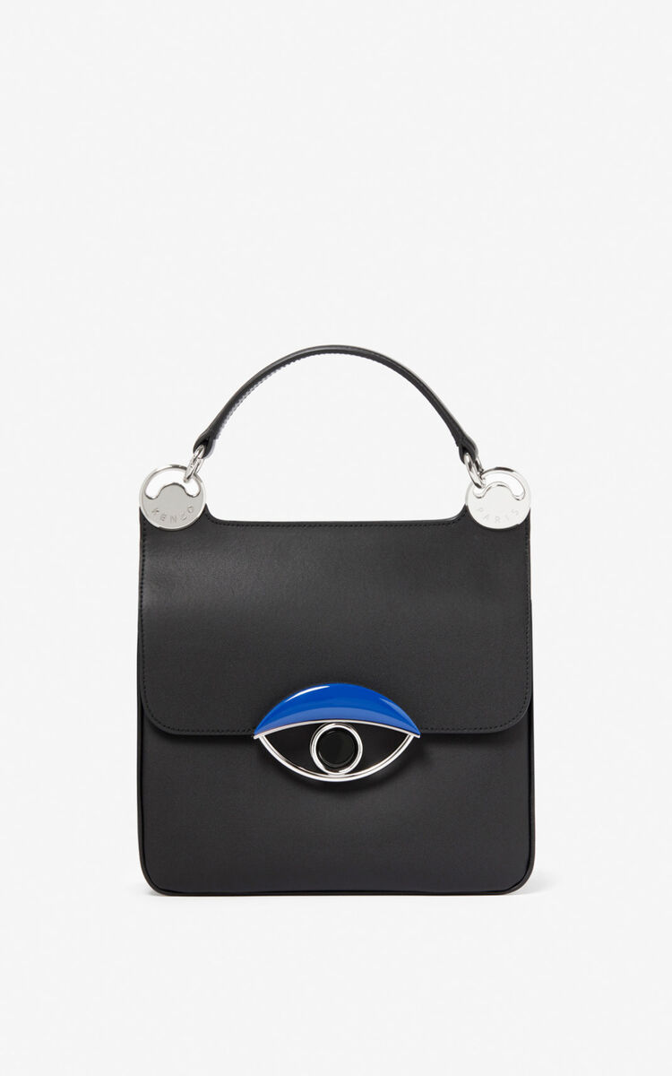 BLACK Large TALI crossbody bag for unisex KENZO