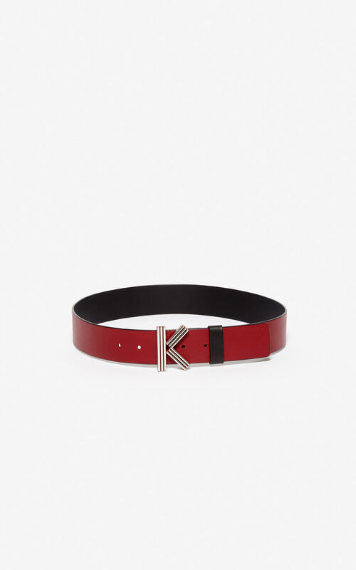 CHERRY K-Bag wide belt for unisex KENZO