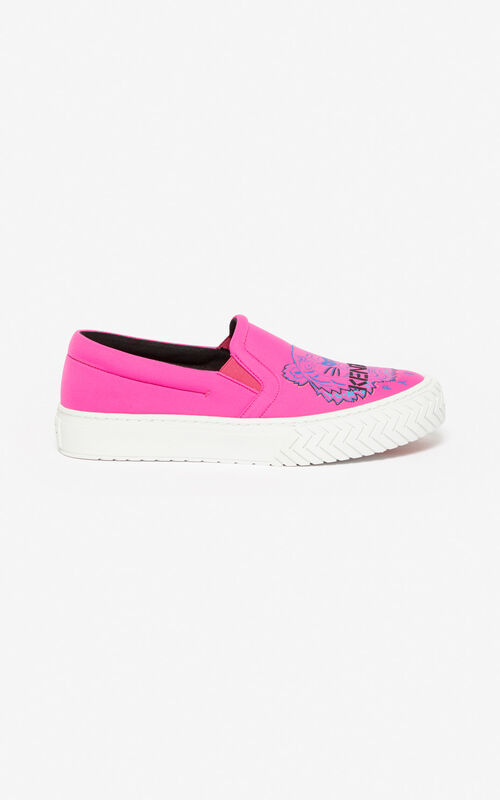 K-Skate Tiger slip-on shoes for unisex KENZO