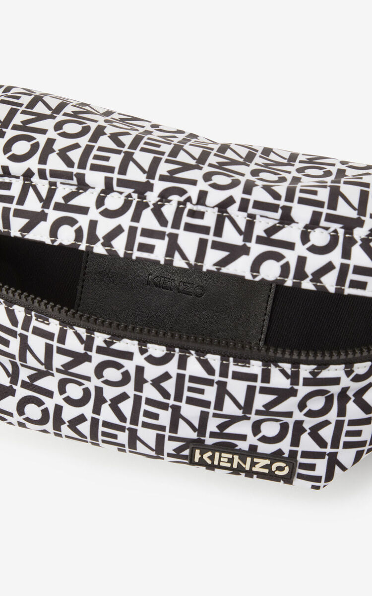 OFF WHITE KENZO Repeat bumbag for women