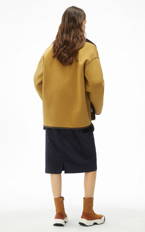 TAUPE Reversible jacket for women KENZO