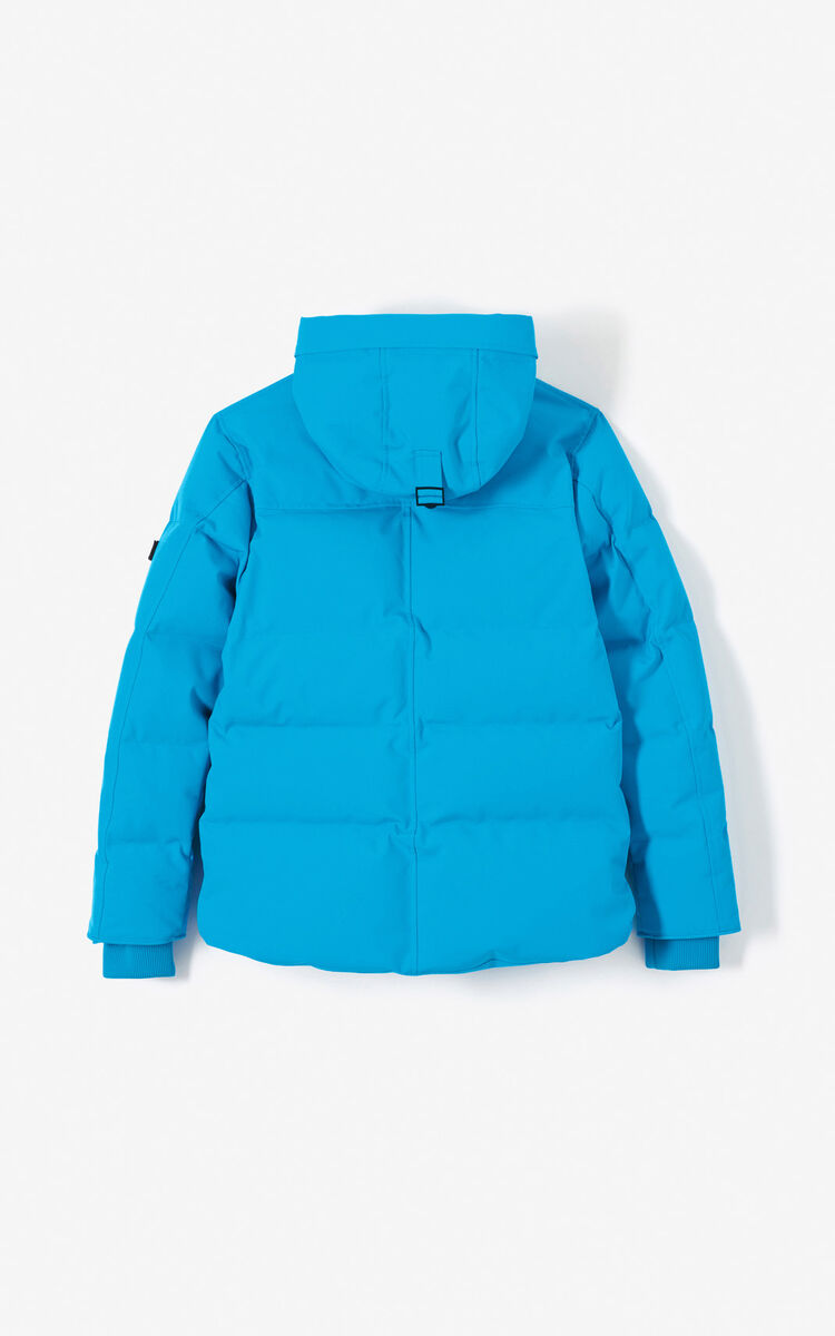 CYAN Quilted puffer jacket for men KENZO