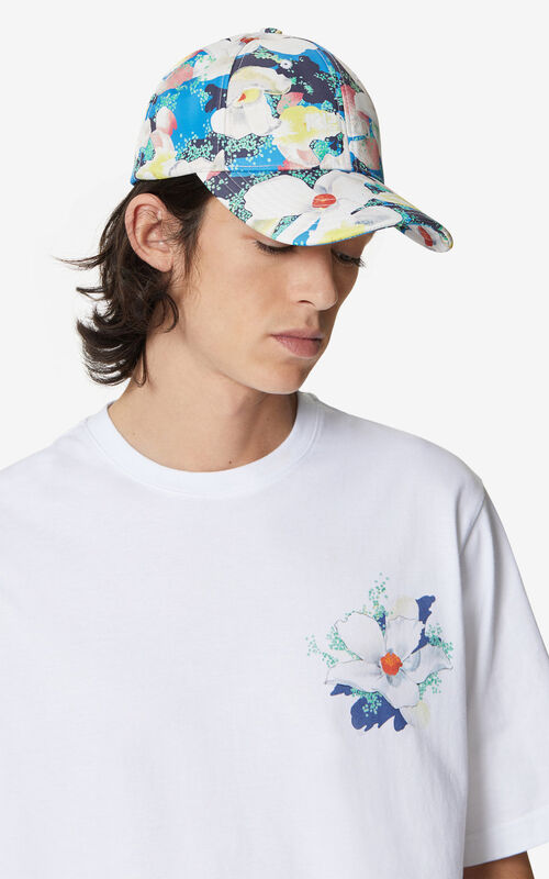 LEMON 'Gardenias' cap for women KENZO
