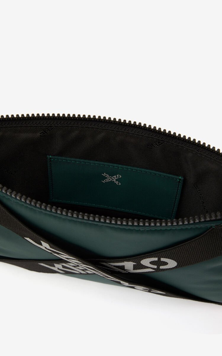 FERN Large KENZO Sport pouch for unisex