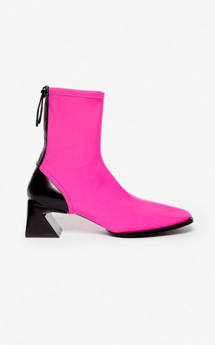 BEGONIA K-Square ankle boots for unisex KENZO