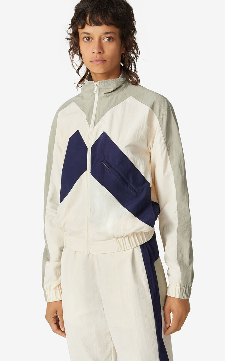 ECRU KENZO Sport wind stopper for women