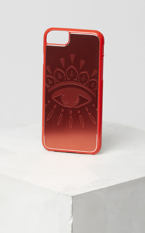 MEDIUM ORANGE Eye iPhone 7+ case  for unisex KENZO