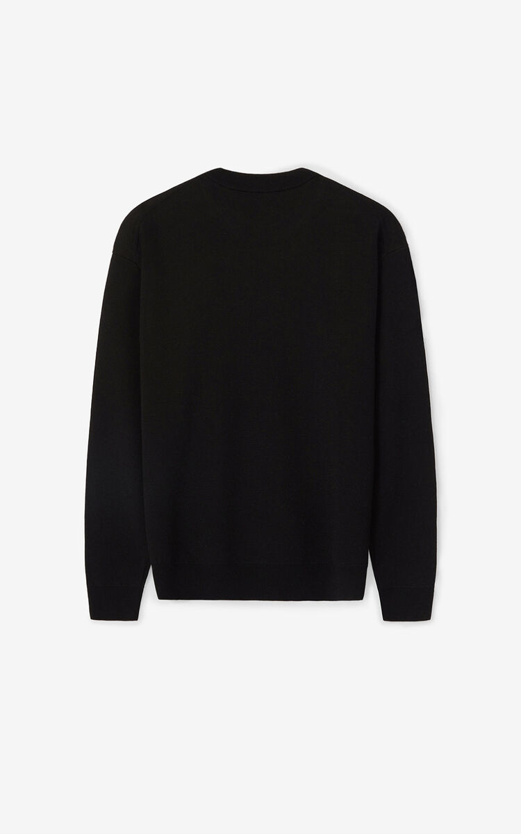 BLACK Jumper for women KENZO