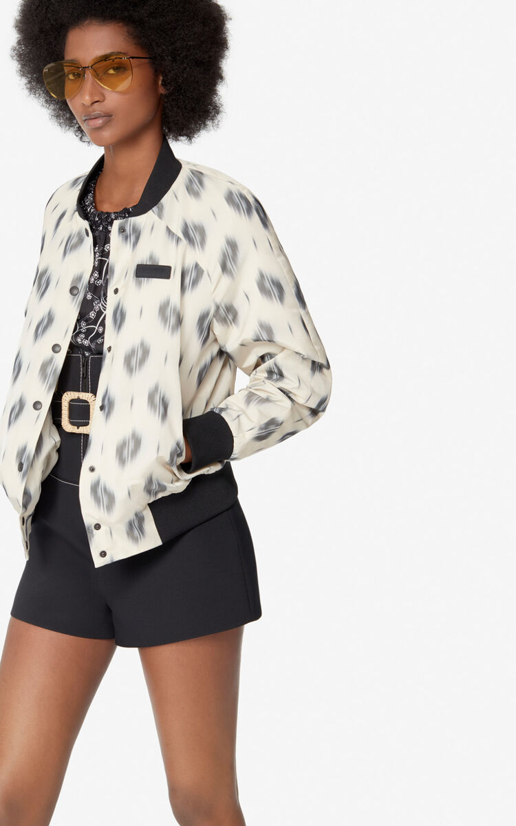 OFF WHITE 'Ikat' jacket for women KENZO