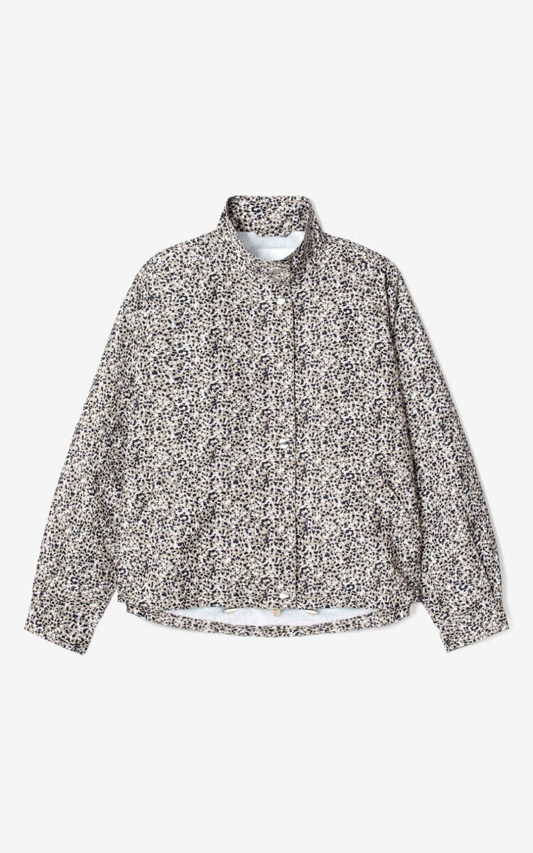 BEIGE Micro Camo' wind stopper for men KENZO