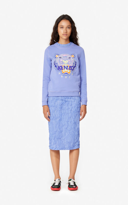 WISTERIA Tiger sweatshirt for women KENZO