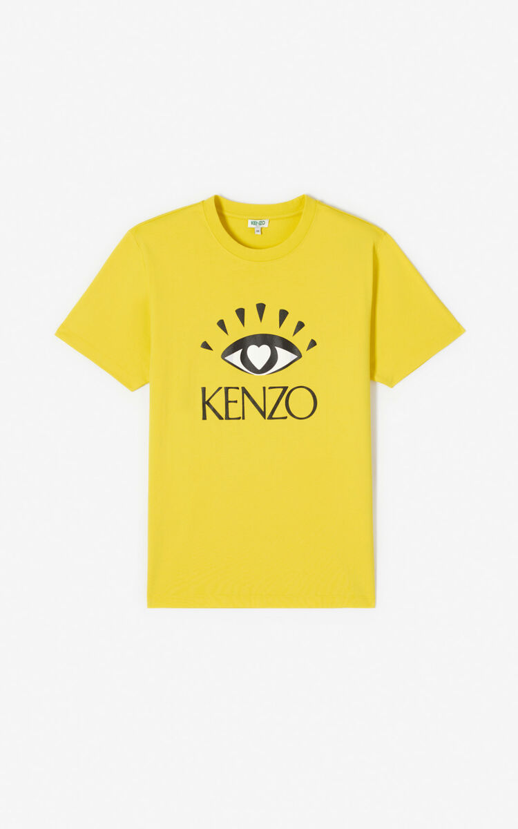 LEMON 'Cupid' T-shirt for men KENZO